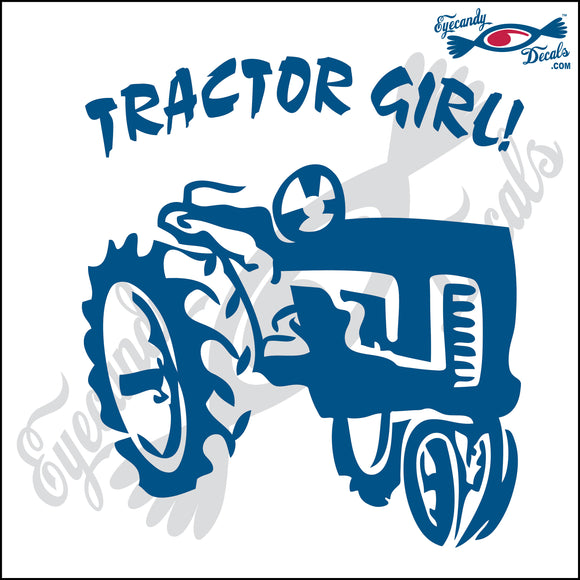 TRACTOR GIRL 6