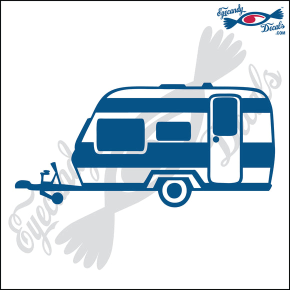CAMPER 6  INCH  DECAL