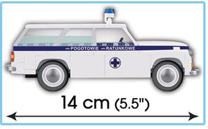 24549 - Warzawa 223 K Ambulance