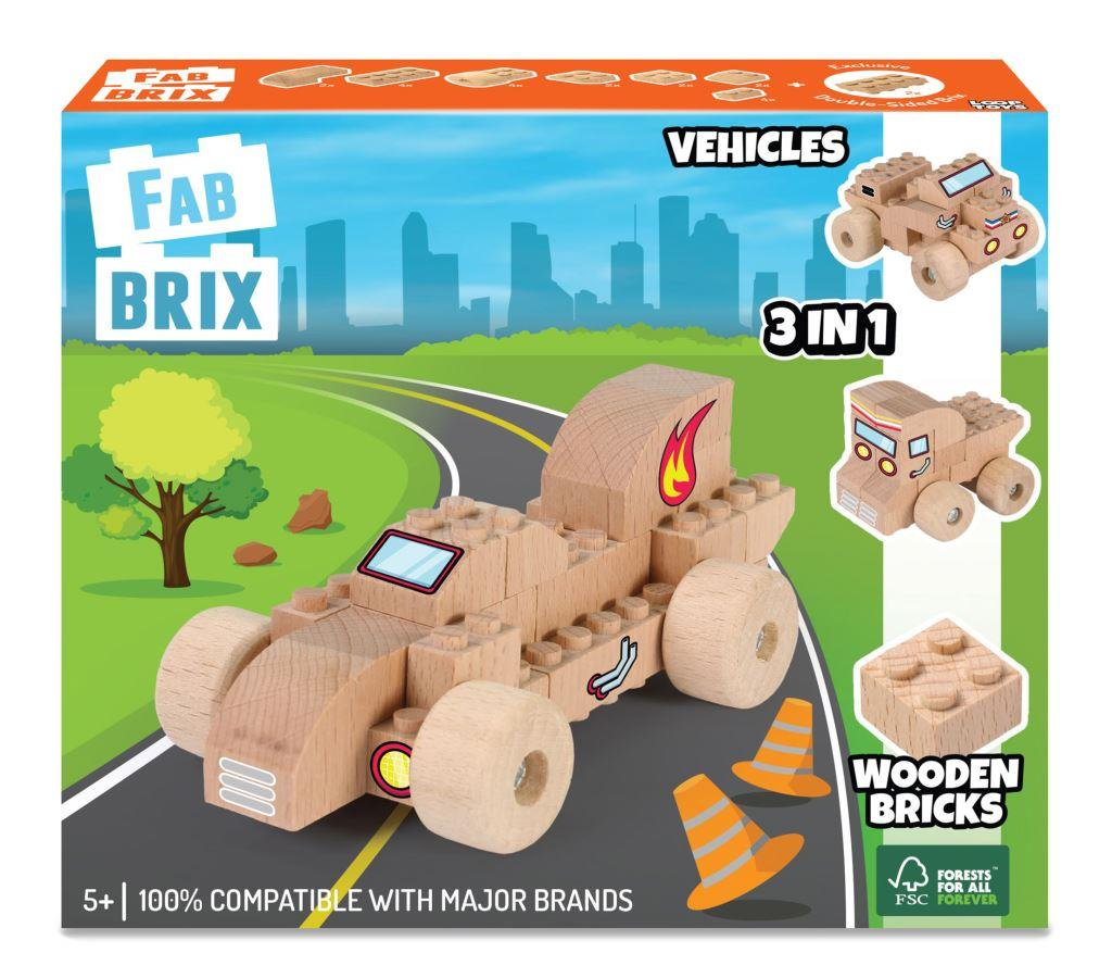 FB-1808 - VEHICLES (3in1)