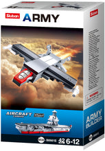 Lade das Bild in den Galerie-Viewer, M38-B0661F - Army-10in1 Aircraft Carrier Solo Box F