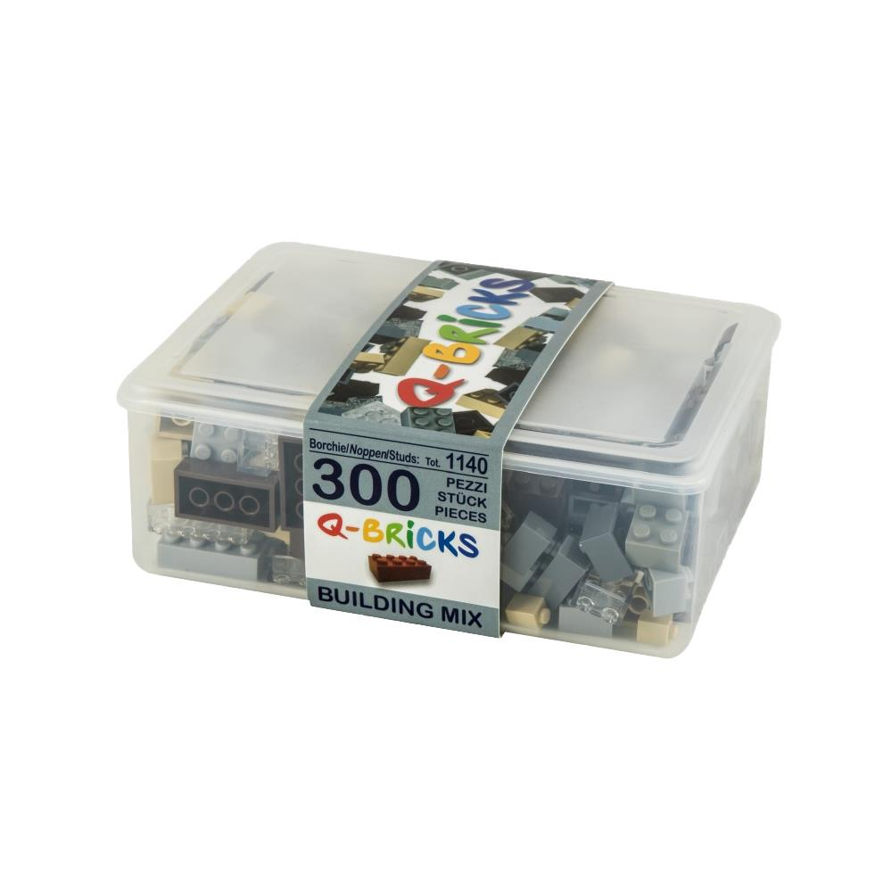 QBBOX-MBD-BX300 - Box 300 Stk. Building Mix