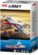 Lade das Bild in den Galerie-Viewer, M38-B0661C - Army-10in1 Aircraft Carrier Solo Box C