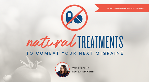 Natural Treatments To Combat Your Next Migraine Attack