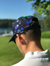 Load image into Gallery viewer, The Golf Camo Cap Blue