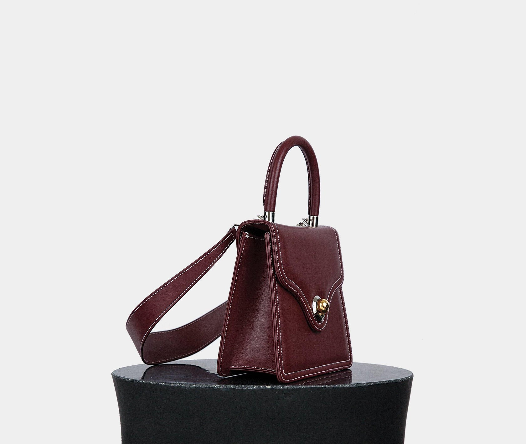 Lady Bag - Oxblood
