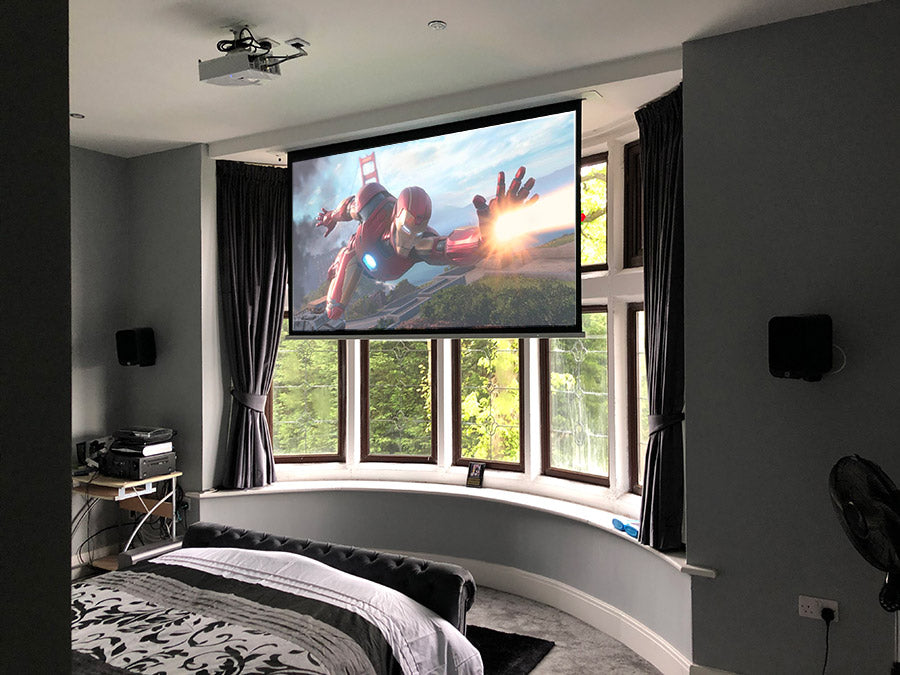 bedroom cinema