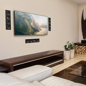KEF Ci4100QL THX Certified in wall speaker
