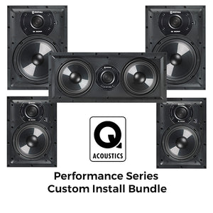Q Acoustics Install Performance Home Cinema 5.0 Package 2