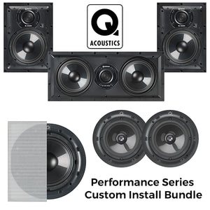 Q Acoustics Install Performance Home Cinema 5.1 Package 3