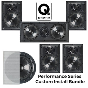 Q Acoustics Install Performance Home Cinema 5.1 Package 4