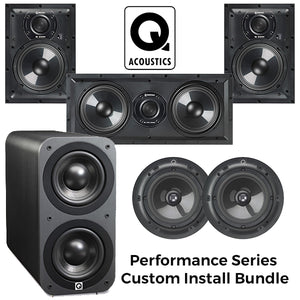 Q Acoustics Install Performance Home Cinema 5.1 Package 5