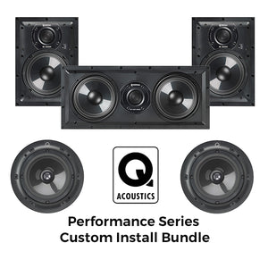 Q Acoustics Install Performance Home Cinema 5.0 Package 1