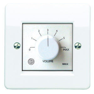 QED WM14 Auto Transformer Level Volume Control Wall Plate