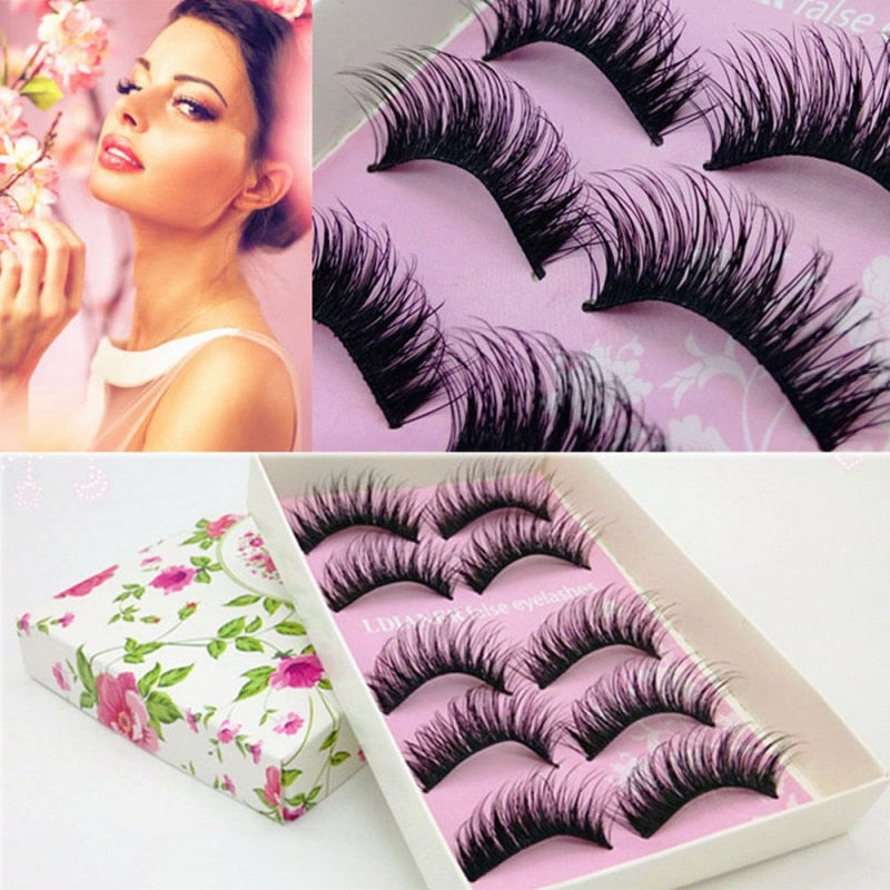 Buy Fake Cross Lashes Online