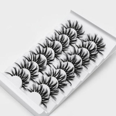 Eye Candy 3D Reusable Mink Lashes