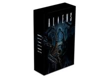 Load image into Gallery viewer, Aliens Playing Cards with Coin
