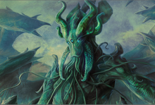 Load image into Gallery viewer, Cthulhu - Bicycle