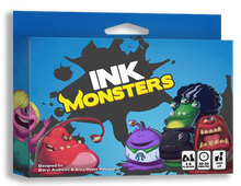 Load image into Gallery viewer, Ink Monsters