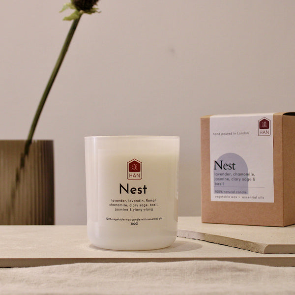 NEST: Essential Oil Candle (400g)