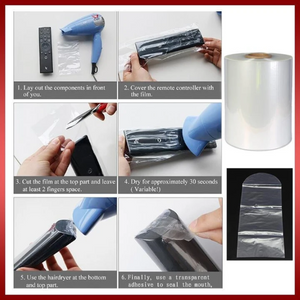 💥Hot Selling💥Heat Shrink Wrap Bags (100PC)-BUY 1 GET 1 FREE
