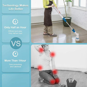 💪Home Helper ✨Magical Electric Power Cleaning Scrubber-FREE SHIPPING💥