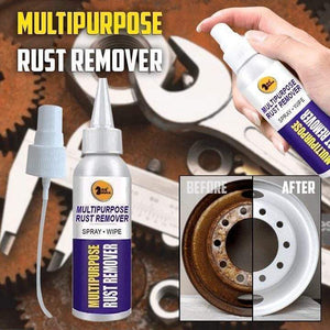 🔥2020 NEWEST🔥Rust Remover Spray🔥BUY MORE GET MORE&FREE SHIPPING