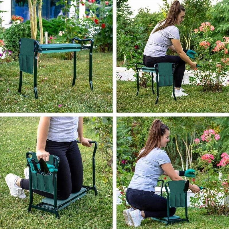 🔥BIG SALE&&FREE SHIPPING🔥- Garden Kneeler And Seat