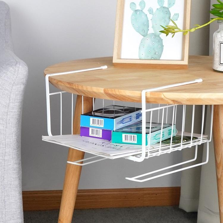 50% OFF TODAY—Hanging Basket Storage Rack