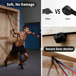 Isolation belt set(Adjustable pulling force)-Buy 2 Free Shipping