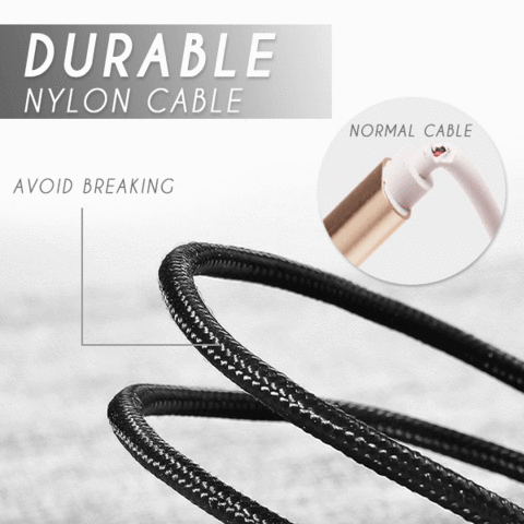 DOUBLE 360 MAGNETIC CABLE