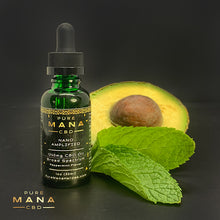 Load image into Gallery viewer, Mint Mana Oil: Broad Spectrum Nano-Amplified CBD Oil - Pure Mana CBD