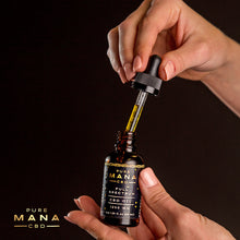 Load image into Gallery viewer, 🦠 Immune Stack: Mana Oil + Multivitamin + Melatonin + BCAAs - Pure Mana CBD