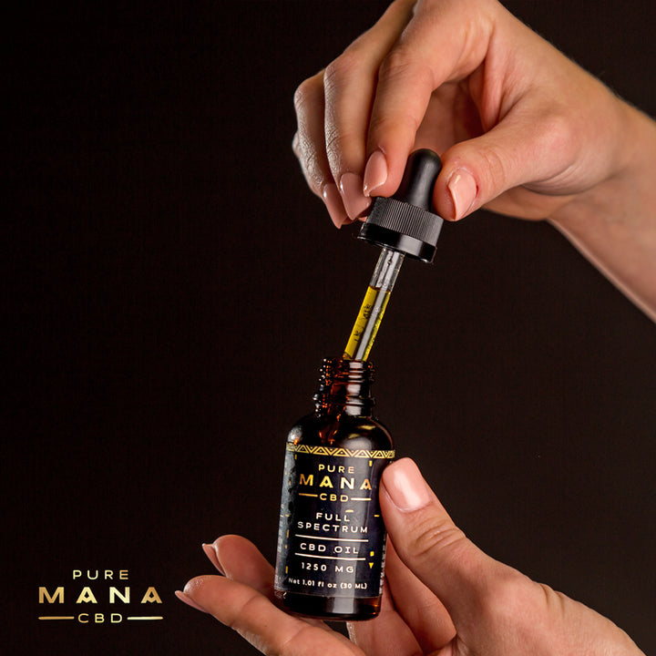 😴 Sleep Stack: Melatonin + Muscle Rub + Mana Oil - Pure Mana CBD