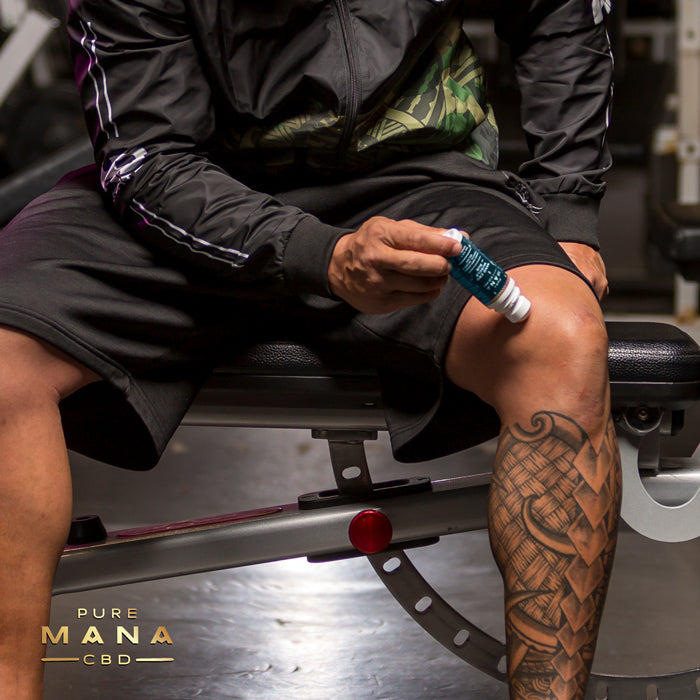 💪🏽 KOA Active Stack: Protein + Muscle Rub + Mana Oil : 40% OFF Heroes Discount - Pure Mana CBD
