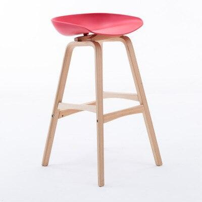 Tabouret de Bar Scandinave <br/> Rose SION