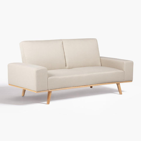 Canapé Convertible </br> Scandinave Beige HESSON