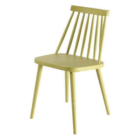 Chaise Scandinave </br> Jaune WINDSOR
