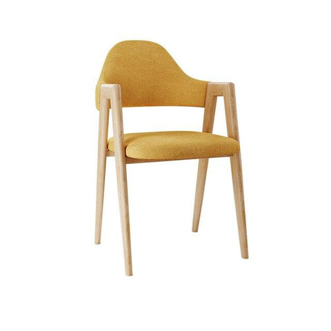 Chaise Scandinave </br> Bois Contemporaine
