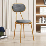 Chaise Scandinave </br> Velours DELARTE