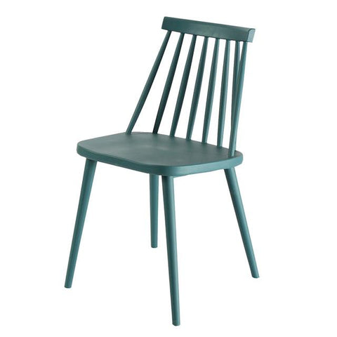 Chaise Scandinave </br> Turquoise WINDSOR