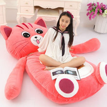 Load image into Gallery viewer, Cartoon Mattress Lazy Sofa Bed Suitable For Children Tatami Mats Creative Small Bedroom Sofa Bed Chair Bedroom Furniture Modern