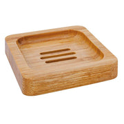 Square Bamboo Soap Holder-Croll & Denecke-Kami Store