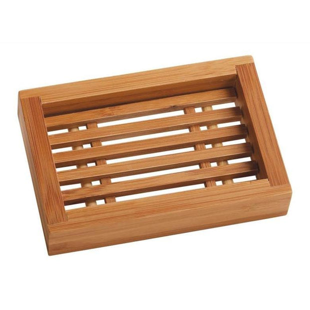 Bamboo Soap Holder-Croll & Denecke-Kami Store