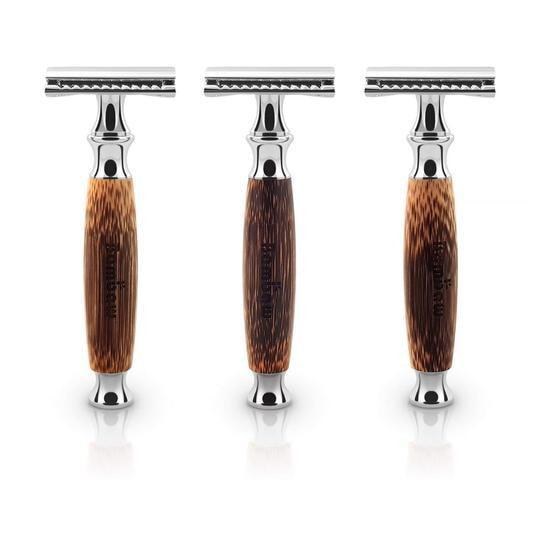 Double Edge Safety Razor-Bambaw-Kami Store