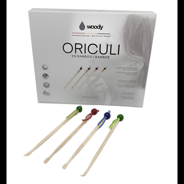 Oriculi (100 pieces)-Woody-Kami Store