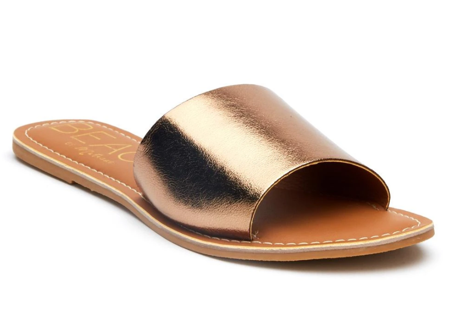 BEACH Cabana Bronze Slide