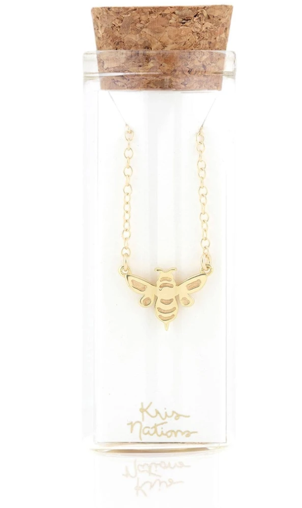 KN Bumble Bee Necklace