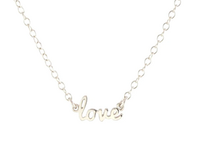 KN Love Necklace