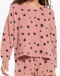 Z Supply Star Sweatshirt